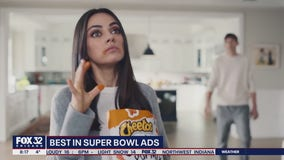 Best commercials from Super Bowl 55
