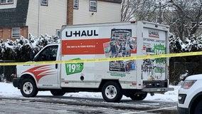 Body found in U-Haul truck during Northeast Philadelphia traffic stop, police say