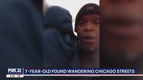 'Hero' rescues lost girl wandering alone on frigid streets of Englewood