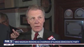 Mike Madigan steps down from role as chairman of Illinois Democratic Party
