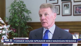 Former Illinois House Speaker Michael Madigan resigns seat