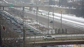 Inbound lanes reopen on I-290 in Oak Park after crash