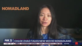 Chloe Zhao talks new movie 'Nomadland'