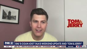 SNL's Colin Jost talks 'Weekend Update' and 'Tom and Jerry' movie