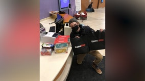 College student uses GameStop stock earnings to donate Nintendo Switches, games to children's hospital
