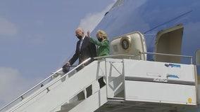 Pres. Biden, first lady visit Houston after crippling winter storm
