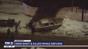 Man, 68, killed by stray gunfire in Bridgeport