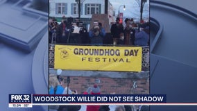 Woodstock Willie calls for early spring