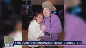 Elderly couple dies in Arlington Heights fire