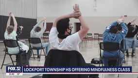 Suburban school subs yoga, meditation for traditional PE activities amid pandemic