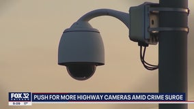 Push to upgrade cameras, add license plate readers amid surge of shootings on expressways