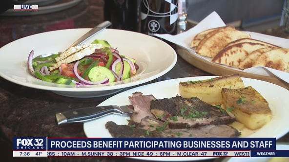 Greektown restaurant week starts Monday