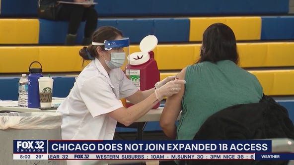 Illinois expands vaccine eligibility to those with serious health conditions