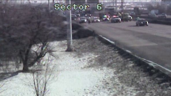 2 shot on I-55 near Cicero Avenue
