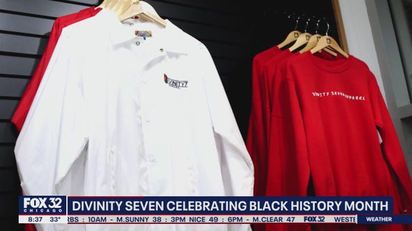 Divinity Seven celebrates Black History Month