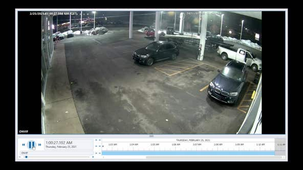 Video shows robbers beat vehicle delivery driver, steal cars at Des Plaines dealership