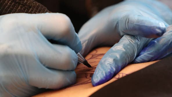 Woman reveals unfortunate tattoo she got right before pandemic: 'I could NOT have had worse timing'
