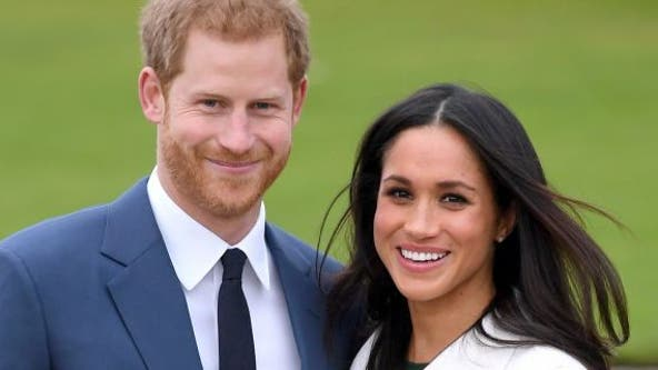 Meghan Markle will not attend Prince Philip's funeral but Prince Harry plans to, palace says