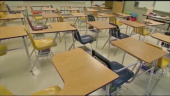 'Symptomatic' South Carolina elementary student who visited school nurse was held in storage closet