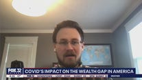 COVID's impact on the wealth gap in America
