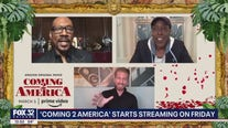 'Coming 2 America' starts streaming on Friday