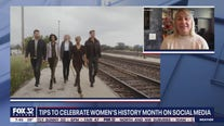 Tips on how to celebrate Women's History Month on social media