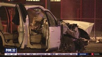 Two killed, five others injured in overnight crash on the South Side