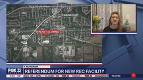 Frankfort residents to vote on referendum to convert old factory into park