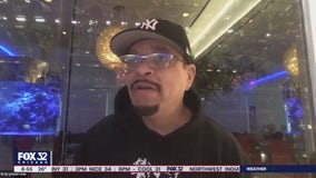 Ice T talks 'The Mediator' with Jake Hamilton