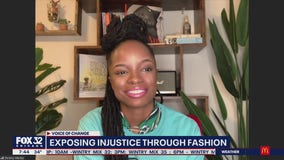 Voice of Change: Exposing injustice through fashion