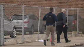 2 suspects arrested following fatal shooting at Secretary of State facility in Bridgeview