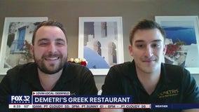 Lovin' Local: Demetri's Greek Restaurant in Deerfield