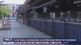 'Business Unusual' series to help small businesses rebound during the pandemic
