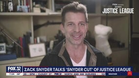 Zack Snyder on watching his 'Justice League' cut be taken over in the late stages