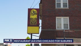 Edison Park restaurant relocates, downsizes after 37 years in business