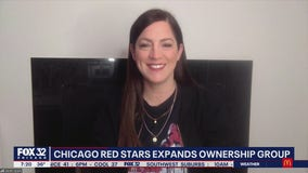 Chicago Red Stars expand ownership group