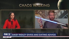 Daisy Ridley gives dating advice to Star Wars enthusiasts