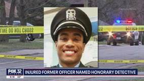 Goal Achieved: Park Forest police officer wounded 5 years ago becomes detective