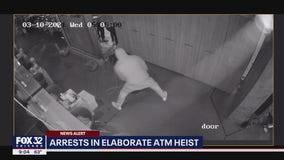 Arrests made following elaborate ATM heist in South Loop