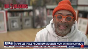 Spike Lee on teaching the next generation of filmmakers