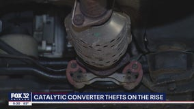 Illinois among the top states for catalytic converter thefts
