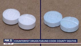 Special Report: Counterfeit pills fueling Cook County deaths