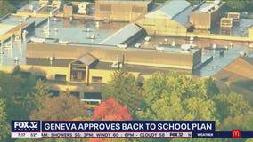 Geneva school district approves return to fulltime in-person learning