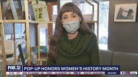 Handmade Market pop-up at Vanille Patisserie honors Women's History Month