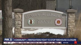 Glenview community rallies around firehouse to prevent closure