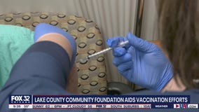 Lake County Community Foundation aids vaccination efforts for most vulnerable