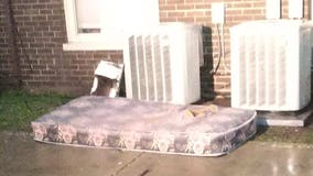 Child escapes South Side fire by jumping from 3rd-story window onto mattress; 2 other kids saved