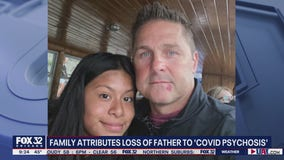 'He was a very different person': Illinois family attributes loss of father to 'COVID psychosis'