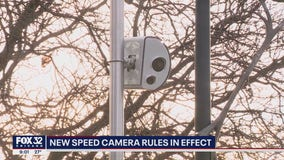 Alderman trying to reverse new $35 fine for speeding 6 mph over posted limits