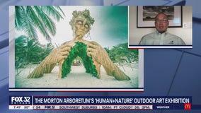The Morton Arboretum hosting new 'Human + Nature' outdoor art exhibition